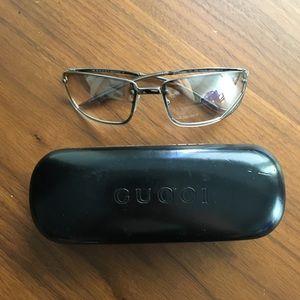 Vintage Gucci Sunglasses circa approx 2002